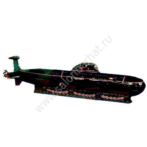 Брелок субмарины в подарок на день подводника в Дорохово,Невинномысске